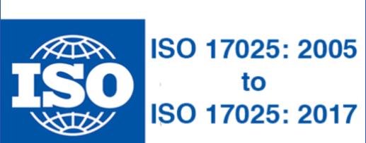 به روزرسانی سیستم 17025 آزمایشگاه بر اساس ویرایش جدید 2017